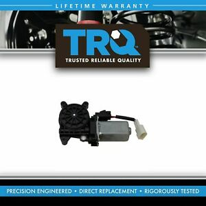 Trq Power Window Motor For Bmw Ford Lincoln New