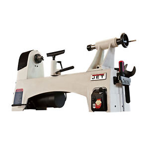 Jet 1221vs 12 X 21 Variable Speed Bench Top Woodworking Lathe without Stand