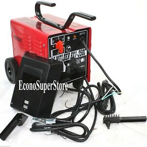 250amp 110 220v Coil Ac Arc Stick Rod Welder Mma Welding Machine