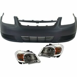 Kit Auto Body Repair New Front For Chevy Chevrolet Cobalt 2005 2010