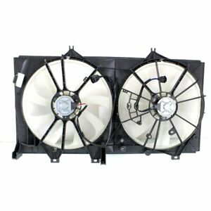 Cooling Fan Assembly New For Toyota Camry Avalon 13 16 To3115170 167110p200 Pfm