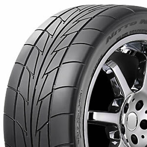 1 New 325 50r15 Nitto Nt555r 114v Performance Tires 180 810