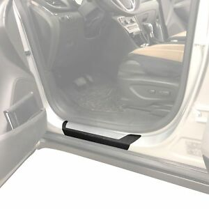13 19 Fits Buick Encore 6pc Door Threshold Step Shield Pads Scratch Guard Cover