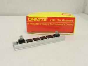 181416 New In Box Ohmite Tl122k33r0 Planar Resistor 33ohms 275 Watt
