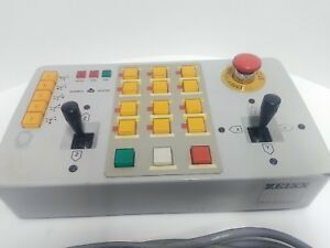 Zeiss Cmm Teach Pendant Controller Control Pad Once Used On A Mc 850