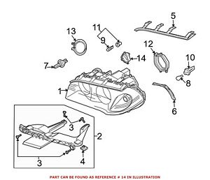 For Bmw Genuine Headlight Restoration Kit 63126939207