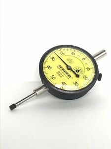 Federal Q6is r1 Metric Dial Indicator 01mm Grads 2 1 2