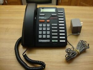 Northern Telecom Business Phone Home Telephone 9316 Cw Made In Mexico