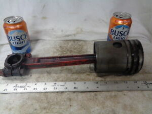 1 1 2 Hp Fairbanks Morse Piston And Rod For Hit Miss Gas Engine