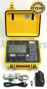 Riser Bond 1205cx Metallic Tdr Cable Fault Locator Time Domain Reflectometer