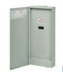 Eaton Cutler Hammer 225a Panel 42 Circuits Br4242l225r Outdoor Rated