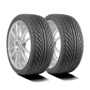 2 New Sunny Sn3970 205 40r17 84w Xl A S Performance Tires