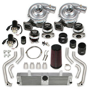 Sts Turbo Sts2000 Sts Turbo Remote Mounted Twin Turbo System Without Tuner