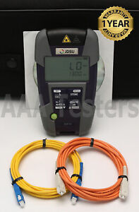 Jdsu Acterna Olp 35 Sm Mm Fiber Optic Power Meter Olp 35 Olp35