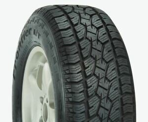 2 New Duro Dl6120 Frontier A t 245 65r17 107h A t All Terrain Tires