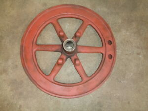Governor Side Flywheel 1 Hp Ihc Mogul For Hit Miss Gas Engine