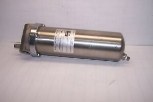 Cuno Ct Series Stainless Steel Cartridge Filter Housing Ct101a 300 Psig 200 F 5