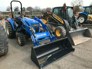 2015 New Holland Boomer 33 Stk 36296