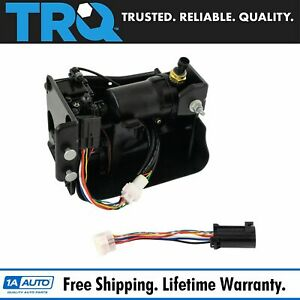Air Ride Suspension Bag Compressor For Tahoe Suburban Escalade Yukon New