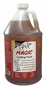 Tap Magic 10128e Fluid With Ep xtra 1 Gallon Yellow pack Of 2