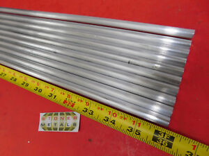12 Pieces 3 8 Aluminum 6061 Round Rod 36 Long T6511 Solid Extruded Bar Stock