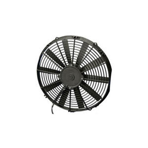 Spal Engine Cooling Fan 30100385 Low Profile 14 Single Electric