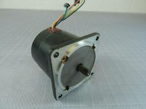 Oriental Motor Ph266 01gk Vexta Stepping Motor 6 Vdc 1 2 A 2 Ph 1 8 Deg Step T