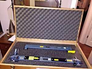 Dorsey Large Shallow Diameter Gage 22 7617 22 7590 Set Master Smf 22 76035 Od Id