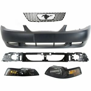 Auto Body Repair Kit New Front Coupe Ford Mustang 2001 2004
