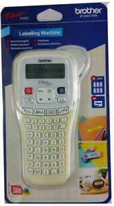 Brother Hand Held Label Maker Labelling Print Machine Tape