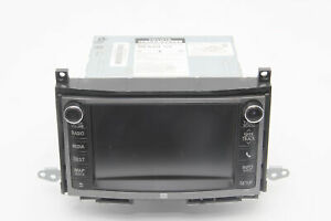 Toyota Venza Navigation Cd Radio Receiver Player 86100 0t021 Oem 13 14 E7038