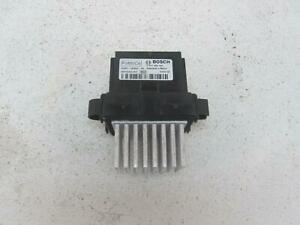 13 17 Ford Fusion Blower Motor Resistor Heat Ac Climate A c Oem Dg9h 19e624 aa