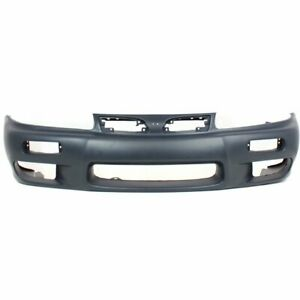 Bumper Cover For 1997 1998 Mitsubishi Galant 2 4l 4cyl Engine Front Paintable