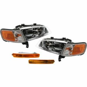 Auto Light Kit New Right and left Lh Rh For Honda Accord 1996 1997