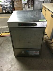 Hobart Lxih High Temp Under Counter Commercial Dishwasher Hot Water Ohio Dish