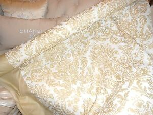 Expensive Rare Fortuny Grove Bros 60 1yd 28 Available Creamy White Damask