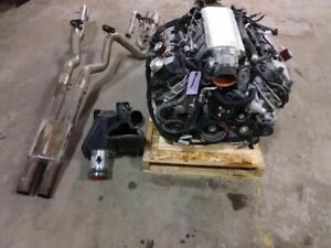 Engine Transmission 5 0l 15 16 Ford Mustang Steeda Holley Sp Performance