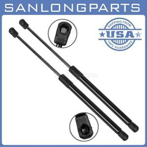2pcs Rear Window Glass Gas Charged Lift Support Fits 2003 To 2008 Toyota Matrix
