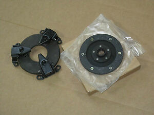 Clutch Pressure Plate And Friction For Ih International 154 Cub Lo boy 184 185