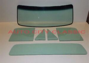 Ford Pickup Glass Windshield Vent Door Back 1973 1974 1975 1976 1977 1978 1979
