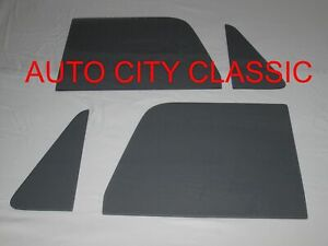 Ford Pickup Glass Vents And Doors 1973 1974 1975 1976 1977 1978 1979 Truck Grey