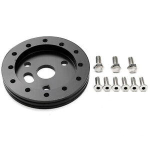 1 2 0 5 Hub For 6 Holes Steering Wheel To Grant 3 Holes Adapter Boss Spacer