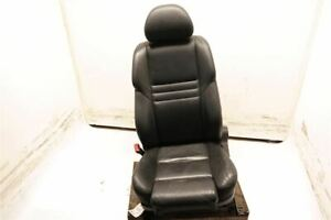 Black Driver Fr Seat Bucket Leather Electric M Sport Fits 06 07 Bmw M5 E60 Oem