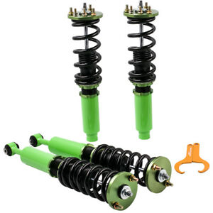 Coilovers Suspension Kit For Honda Accord 03 07 Acura Tsx 04 08 Springs Struts