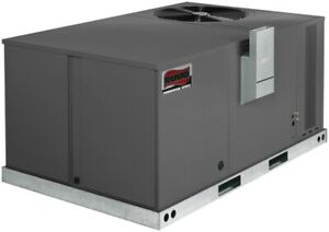 Ruud 5 Ton Commercial Gas Package Unit 208 230 3 Phase 14 Seer