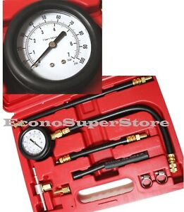 Fuel Injection Pump Pressure Gauge Tester Tuner Gas Combustion Spray Diagnostic