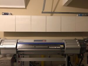 Roland Soljet Ii Sc 540 Wide Format Printer print Cut Refurbished