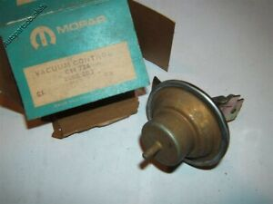 1962 Dodge Dart Plymouth Distributr Vacuum Advance Nos Mopar 2098203