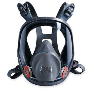 3m 6700 Full Face Respirator Small Brand New