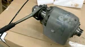 Schaublin W 25 Headstock With Lever Collet Closer